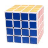 ShengSHou 4 x 4 x 4 Spring White Magic Cube Puzzle - 1
