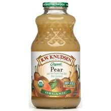 Juice Pear Organic 32 FO (Pack Of 6) (Knudsen Pear Juice compare prices)