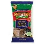 Guiltless Gourmet Spicy Black Bean Tortilla Chips, Organic 7 oz. (Pack of 12) from Guiltless Gourmet