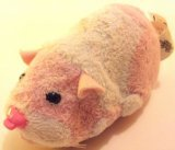 Zhu Zhu Pets Jilly Pink and White Hamster