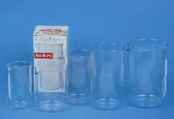 Replacement Glass For 8 Cup Coffee Press by Bodum