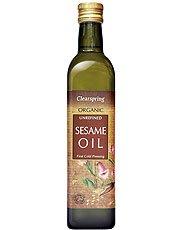 Absolute Aromas Organic Sesame Oil 100ml