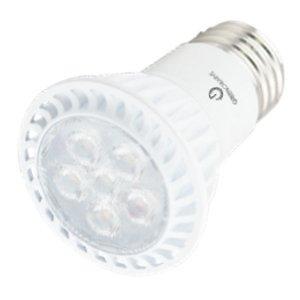 Green Creative 40724 - 6Par16G4Dim/830Fl36 Par16 Flood Led Light Bulb