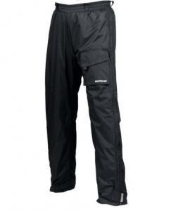 Bering - Pantalon de pluie moto CHICAGO - Taille : XL - Couleur : Noir [Divers]