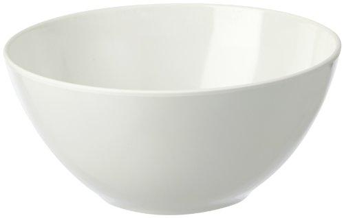 Zakdesigns 1313-9412 BBQ Bol de Céréales Mélamine Blanc 45 x 35 x 25 cm