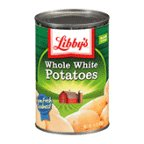 Libbys Whole White Potatoes 15 OZ (Pack of 24)