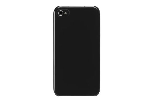 incase for iPhone 4  iPhone 4s Black(Ink) snap case CL59660 ブラック(ツヤあり)
