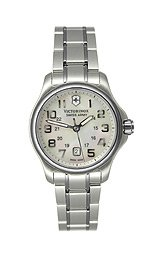 Victorinox Swiss Army Officer's XS Mother-of-pearl Dial Women's watch #241458