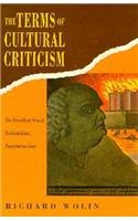 The Terms of Cultural Criticism: The Frankfurt School, Existentialism, Poststructuralism (European Perspectives)