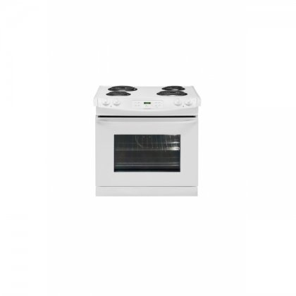 "Frigidaire Ffed3015L 30"" Drop-In Electric Range With Ready-Select Controls And L, White front-19795"