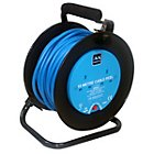 Masterplug 2 Socket Cable Reel 15m SOT1510/2-BD