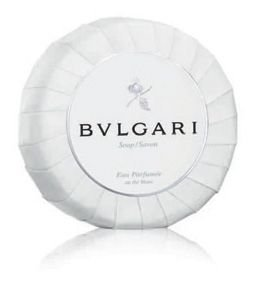 Bvlgari Au The Blanc (White Tea) Creamy Soap 5.3Oz Set Of 6