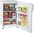 Summit FS60 5.0 C.F. Front Opening Freezer