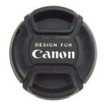 52Mm Lens Cap/Cover For Canon front-623830