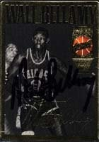 Walt Bellamy New York Knicks 1994 Action Packed Hall Of Fame Autographed Hand Signed... by Hall of Fame Memorabilia