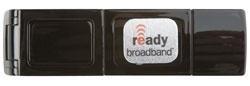 READY WIRELESS/BROADBAND Pre-Paid Wireless Internet Broadband Card
