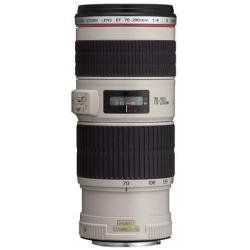 Canon EF 70-200mm F/4.0 L IS USM Lens