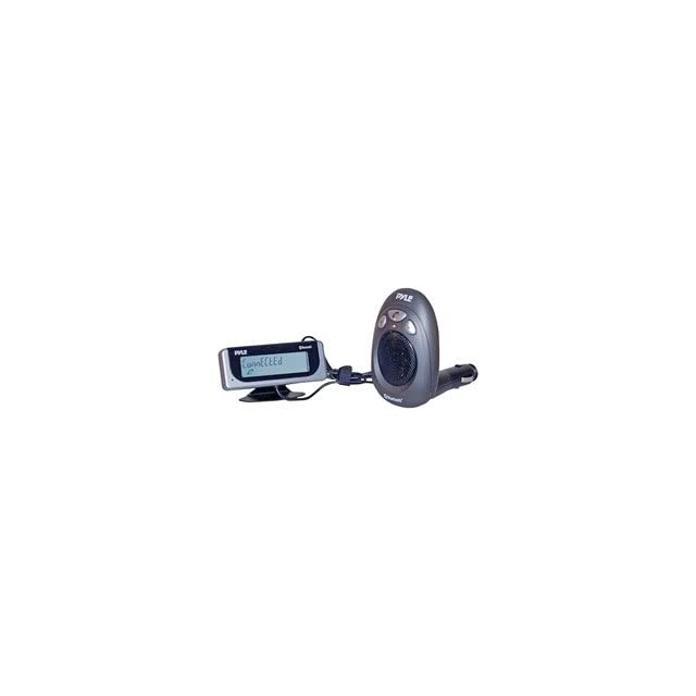 Pyle PBT70R Hands free Bluetooth Car Kit for Bluetooth Enabled Mobile Phones