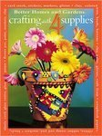 Better Homes and Gardens Crafting with 4 Supplies, Carol Field (Ed. ) Dahlstrom
