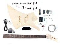 stellah kit guitare basse style explorer 224 monter soi m 234 me fr instruments de musique