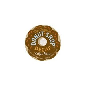 Coffee People Donut Shop Decaf 88 Count K-Cups