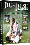 Brazilian Jiu-Jitsu: Basic Techniques [DVD]