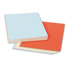 -- Assorted Colors Tagboard, 12 x 9, Blue/Canary/Green/Orange/Pink, 100/Pack green arrow canary vol 03