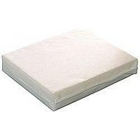 LAURA 95x65cm Travel Cot Mattress (fits most Graco/M&P etc) BRITISH MADE With High Grade Density Foam CMHR28