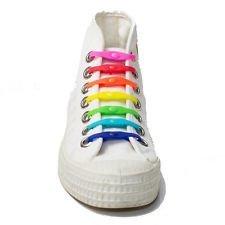 Shoeps Elastic Laces (Rainbow) by Shoeps
