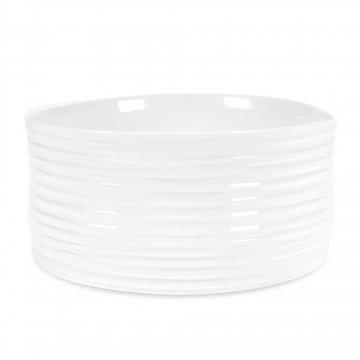 Portmeirion Sophie Conran White Souffle Dish 19.5cm