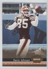 Kevin Johnson Cleveland Browns (Football Card) 2002 Donruss Silver Sample #46 front-680666