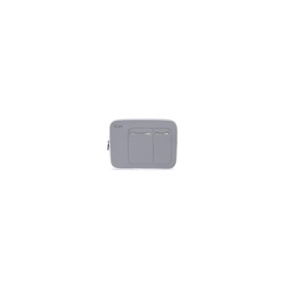 NEW Neoprene Sleeves for iPad Grey (Bags & Carry Cases)