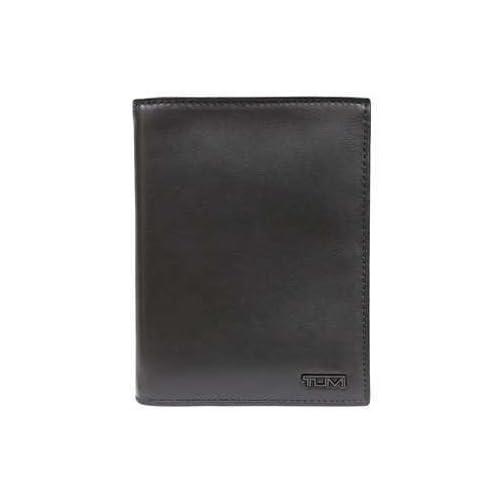 TUMI(トゥミ)  パスポートケース DELTA パスポート・ケース (ブラック)  【並行輸入品】