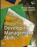 img - for By Whetten Developing Management Skills (8th edition) (Eastern Economy Edition) (8th Eighth Edition) [Paperback] book / textbook / text book