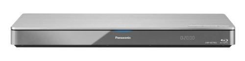 Panasonic DMPBDT465EG9 Blu-ray Player (2x HDMI, 4K, 3D, Miracast, USB) silber