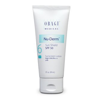Nu Derm Sun Shield SPF 50 - Obagi - Nu Derm - Day Care - 89ml/3oz