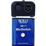 rolls-ms111-mic-switch-on-off