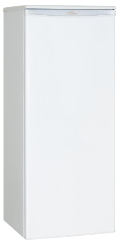 Danby Designer DUF808WE 8.2 cu.ft. Upright Freezer - White