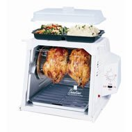 Ronco 4000 Series Rotisserie Ss by Ronco