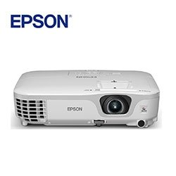 Epson EB-X11H Projector With 2600 Lumens and Contrast Ratio of 3000:1