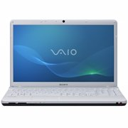 Sony VAIO(R) VPCEA47FX/W 14 Notebook PC - White