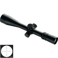 NightForce NXS 3.5-15x50 Tactical Waterproof Riflescope, Black w/ Mil-Dot Reticle - C135