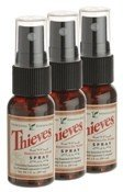 Thieves Spray by Young Living - 3 pack, 1 fl.