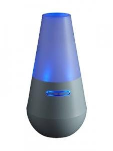 ENSO Aroma Diffuser (Blue) + 2 FREE OILS - Ultrasonic, ioniser for use with aromatherapy essential oils