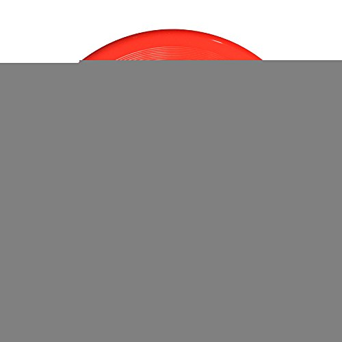 Bro-Custom Beast Word Frisbee For Women Size One Size Red