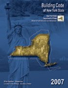 2007 New York State Building Code - Soft-cover - International Code Council - IC-3000S07NY - ISBN: B0012Q5RPO - ISBN-13: