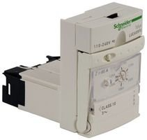 Schneider Electric Luca05Fu Motor Starter Ctl Unit, 1.25A To 5A, Solid State