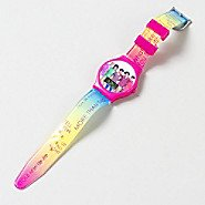 One Direction 1d Teen Kids 1dkd142 Digital Lcd Watch With Song Title Straps from One Direction