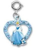 CHARM IT! Disney Princess Cinderella Heart Charm