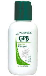 Gpb Balancing Shampoo Aubrey Organics 2 Oz Liquid